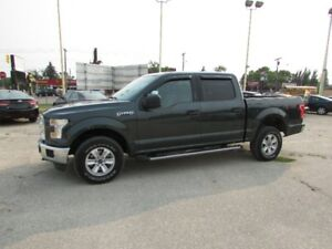 2015 Ford F-150 XLT 4X4 ** FRESH ON THE LOT **