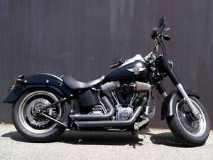 2012 HARLEY-DAVIDSON SOFTAIL FAT BOY LO Cannington Canning Area Preview