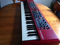 Nord Stage 2 73 notes  3500$ !!