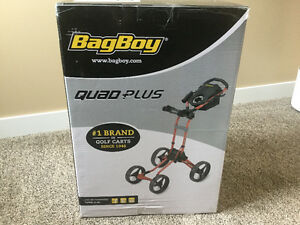 Bagboy Golf Cart