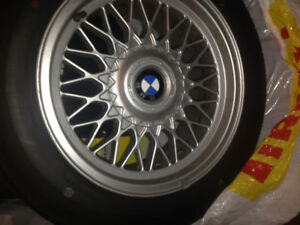 BMW Tires & Rims