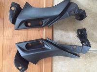 YAMAHA R1 2004-2006 LEFT & RIGHT FRAME SIDE COVER COWL