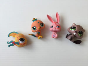 Pet Shop figurines