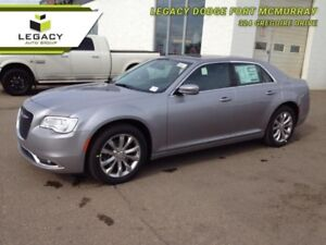 2017 CHRYSLER 300 AWD ONLY 16KM LEATHER, NAV BLOWOUT PRICE!!