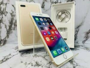 AS NEW iphone 7 plus 128gb gold unlocked warranty tax invoice