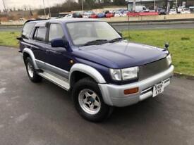 1996 Toyota Hilux 3.0TD Surf - New MOT - SH- 151000 Miles