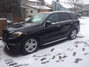 2013 Mercedes ML350 Bluetec, Every Option - Low KM!, OBO