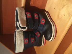 Paw Patrol Winter Boots