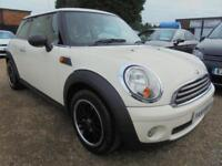 2008 58 MINI HATCH ONE 1.4 ONE 3DR 95 BHP