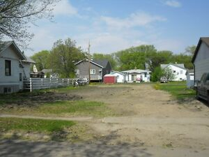 East Side Lot For Sale In Melfort