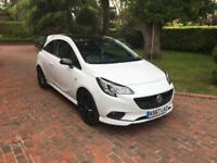 2017 (67) VAUXHALL/OPEL CORSA 1 OWNER NEARLY NEW TURBO ECOTEC LIMITED EDITION
