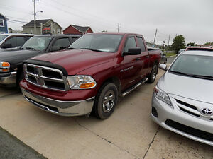 2012 Dodge Ram 1500, 4x4, $ 18,900.00 Calls Only 727-5344
