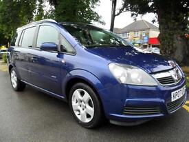 Vauxhall Zafira 1.8 2007 Energy 7 SEATER 70000 MILES COMPLETE WITH M.O.T