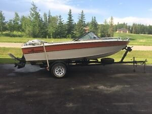 1976 Canaventure 140HP Boat