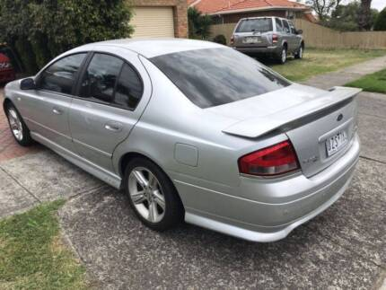Ford Falcon BA BF XR6 XR8 *** WRECKING, PARTS ONLY Paint code 09