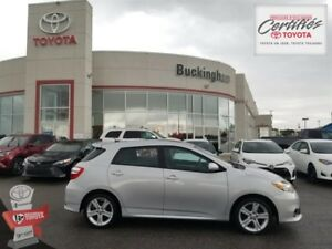 Toyota Matrix S FWD 2011