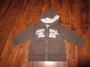 TCP 18 month brown jacket $2