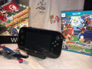 Wii U Console - Mario Kart 8 Edition - 32 gb System Deluxe - Nin