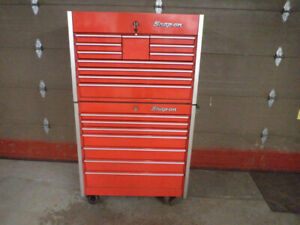 Snap-On Tool Box With Keys