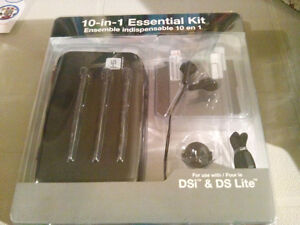 10 in one kit for DSi and DS