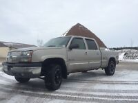2003 chevy 1500 hd