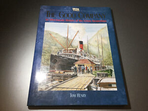 The Good Company History of the Union Steamships BC Lady Rose