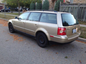 2001 Volkswagen Passat GLS Wagon