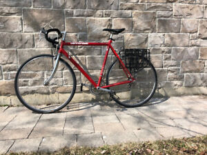 Vintage Cannondale Road Bike