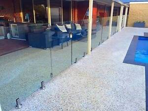 Frameless Glass Pool Fencing Supplied And Installed Canning Vale Canning Area Preview