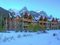 Pristine 3 bedroom, turn key Canmore condo