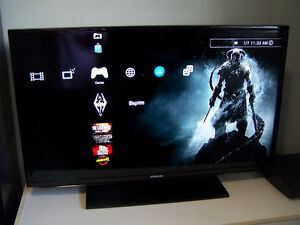 "40"" Samsung HD LED TV"