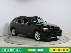 2013 BMW X1 28i AWD AUTO A/C CUIR TOIT PANO MAGS