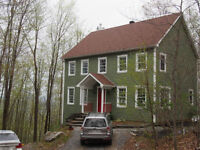 COUNTRY HOUSE FOR RENT NORTH HATLEY - FULLY FURNISHED