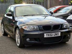 image for 2011 BMW 1 Series 2.0 118d M Sport 5dr Hatchback Diesel Manual