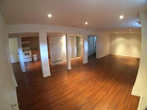 2 bedroom basement for rent at Highway 7 & Markham Rd.