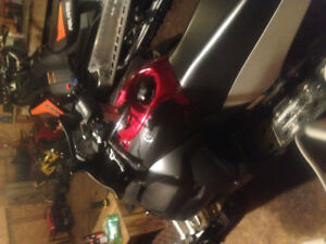 07 apex 1000 what's out there for trade ?