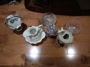 HOME & DÉCORATIVE items from $1-Very beautiful crystal Vase mea