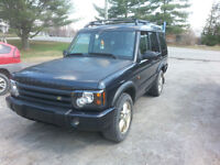 2004 Land Rover Discovery se7 SUV, Crossover