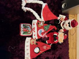 Selection of Christmas items