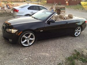 2007 BMW 328i CONVERTIBLE 117k only!!!