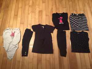 Girl 18-24 month lot