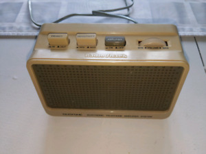 Duophone electronic telephone amplifier system REALISTIC