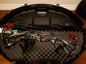 2016 Obsession Defcon M6 Compound Bow