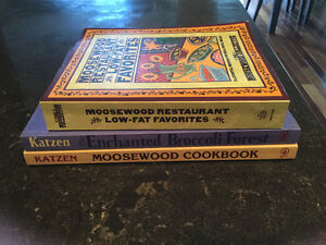 Moosewood cookbooks