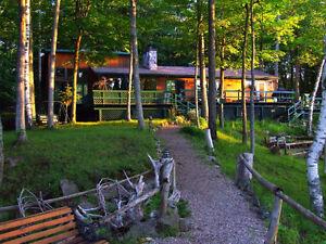 Stunning cottage on Big Rideau lake - private sale