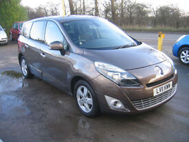 RENAULT GRAND SCENIC 1.6 DYNAMIQUE TOM TOM 7 SEATER