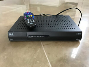 Bell satellite receivers - 3 x 6400's and (4100 for free)