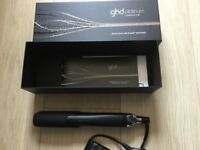 GHD platinum hair straightners