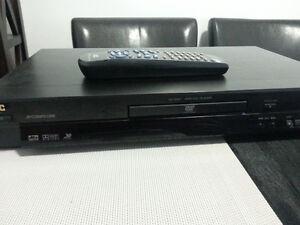 JVC XV-S40BK DVD Player, Black