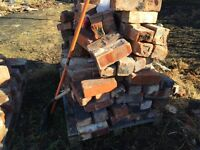 Bricks all free x3 of these pallets full collection Birkenhead